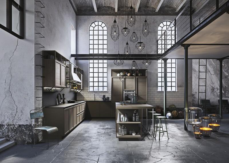 Frame di Snaidero premiata ai Good Design Award Cucine d\'Italia