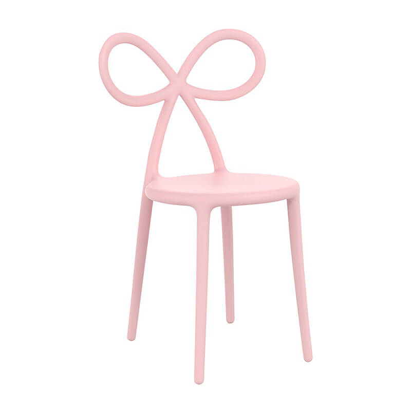 Una sedia in regalo Ribbon Chair Qeeboo
