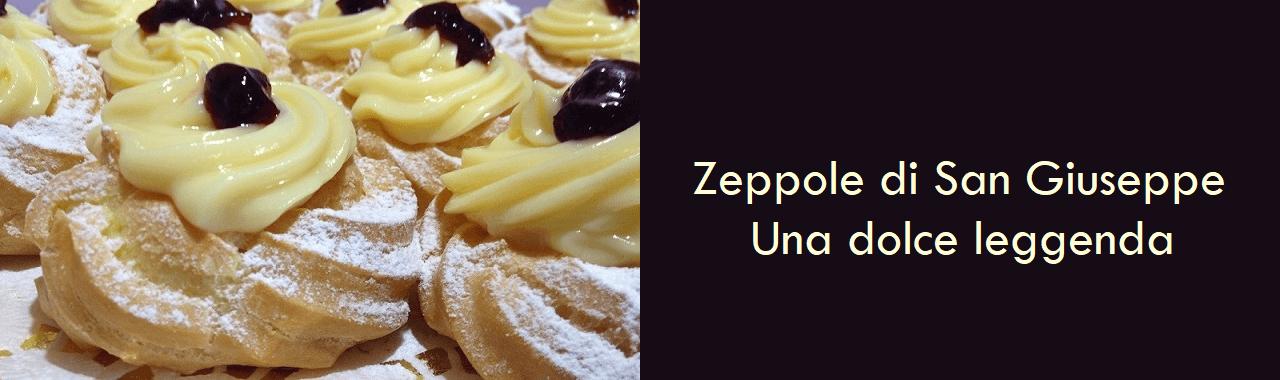 Zeppole di San Giuseppe: una dolce leggenda