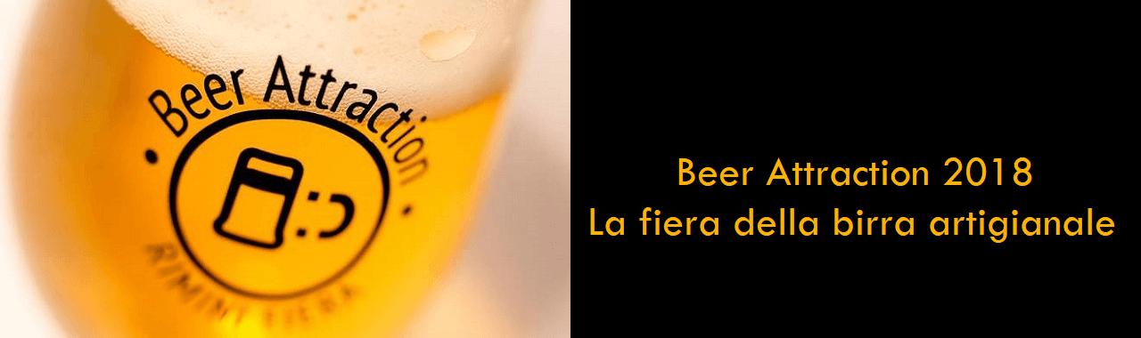 Beer Attraction 2018: la fiera internazionale della birra