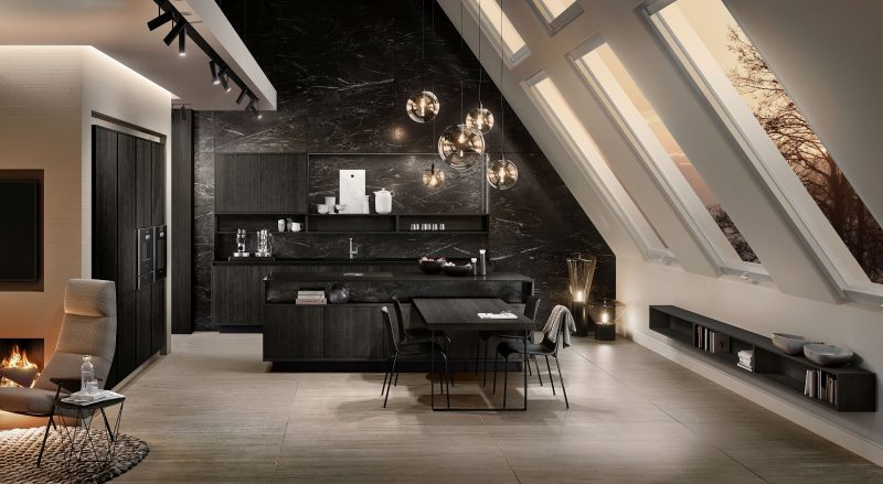 SieMatic Pure Collection Eurocucina 2018
