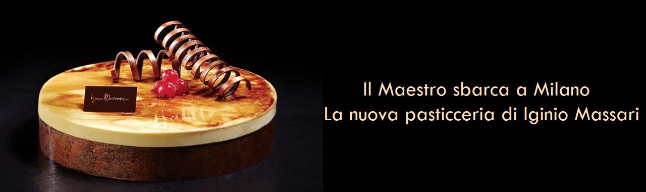 Il Maestro sbarca a Milano: la nuova pasticceria di Iginio Massari