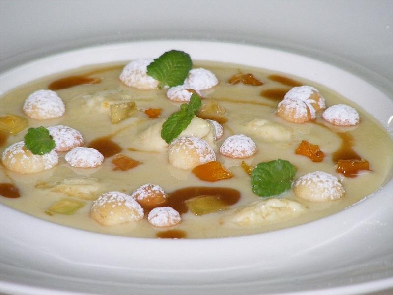 Zuppa di Pastiera Napoletana