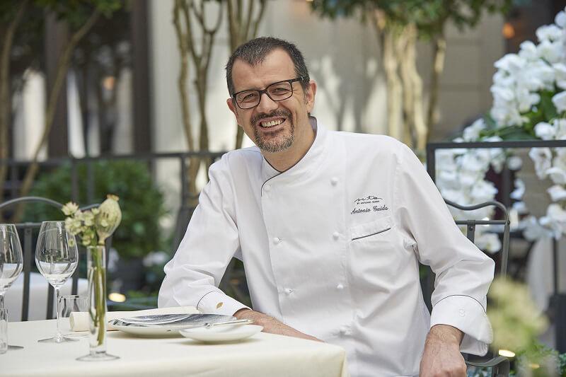 Respect Food Night Antonio Guida