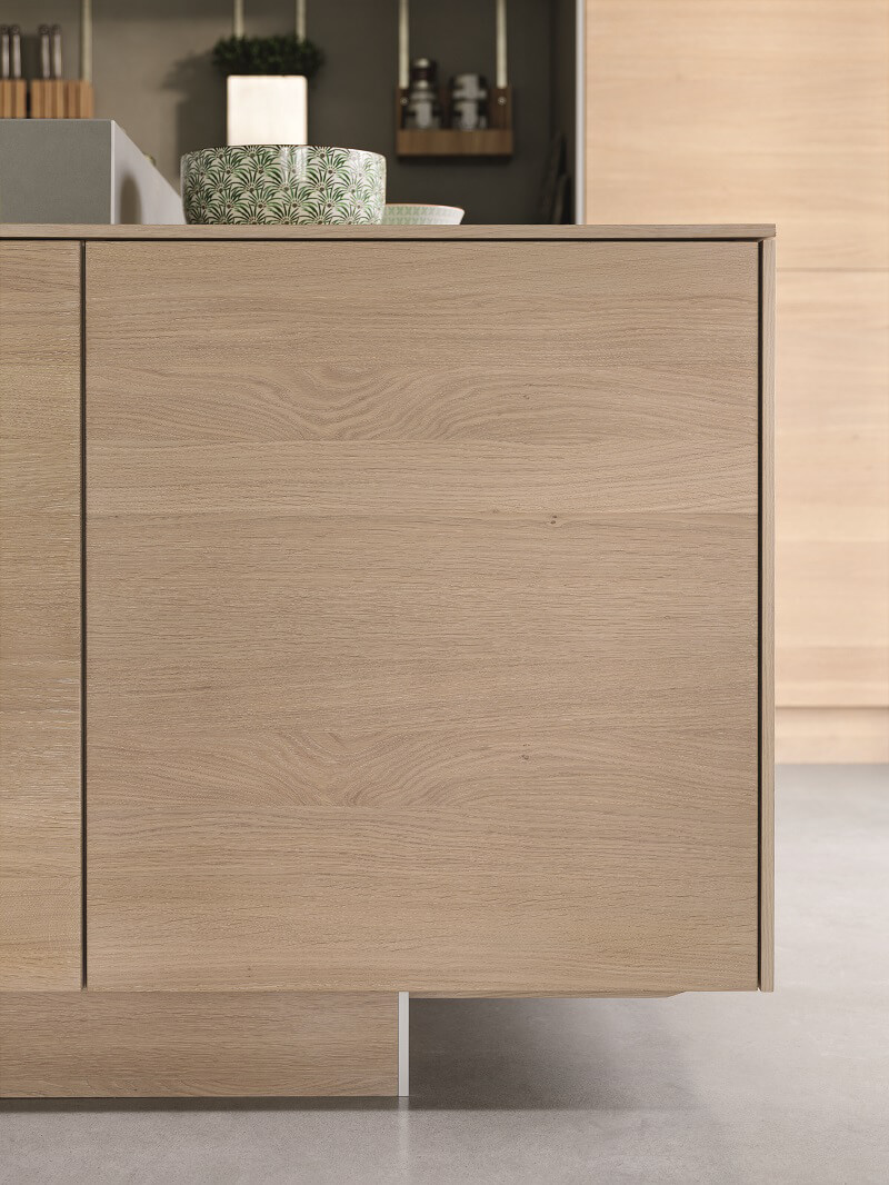 filigno di team 7 la poesia del legno naturale cucine d 39 italia. Black Bedroom Furniture Sets. Home Design Ideas