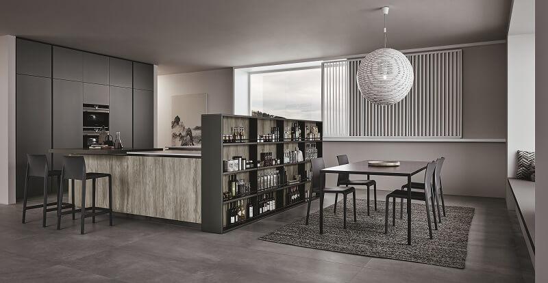 Lounge e Carrera F1: le novità Veneta Cucine Cucine d\'Italia