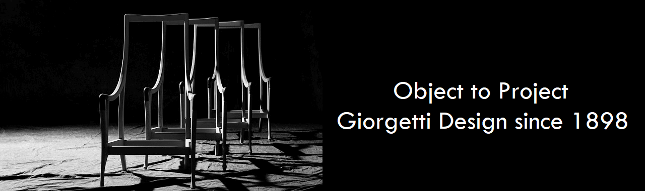 Object to Project: Giorgetti Design since 1898