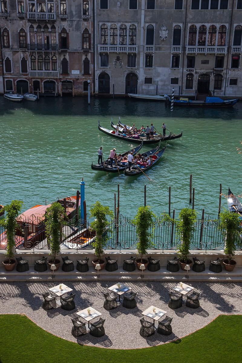 Spring Summer Brunch Aman Venice