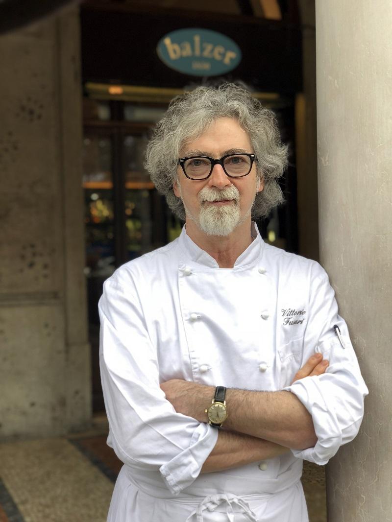 Vittorio Fusari al Balzer
