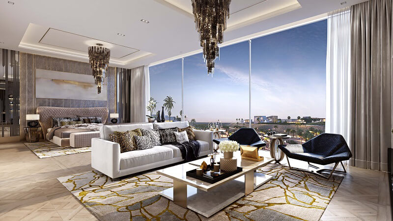 Mirabilia Shams Ar Riyadh Roberto Cavalli Home