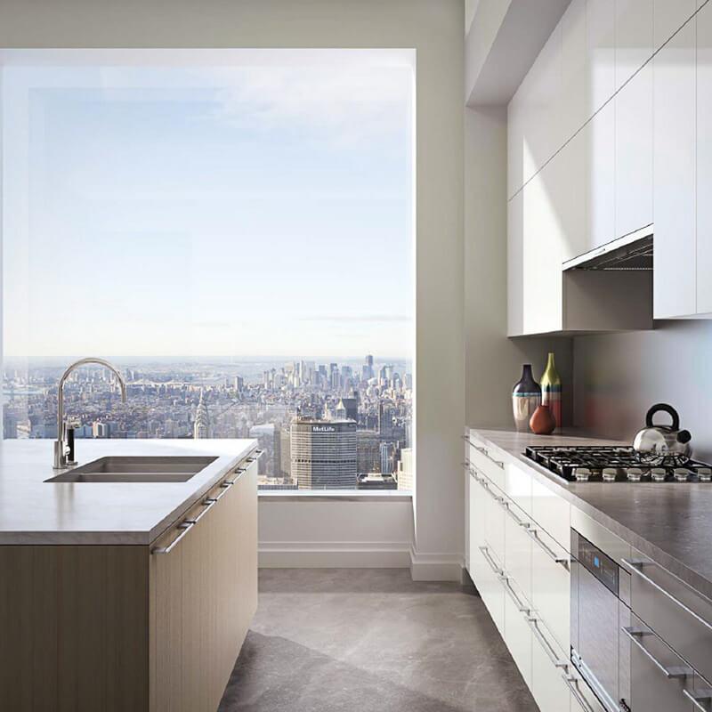 Aran Cucine arreda il 432 Park Avenue di New York