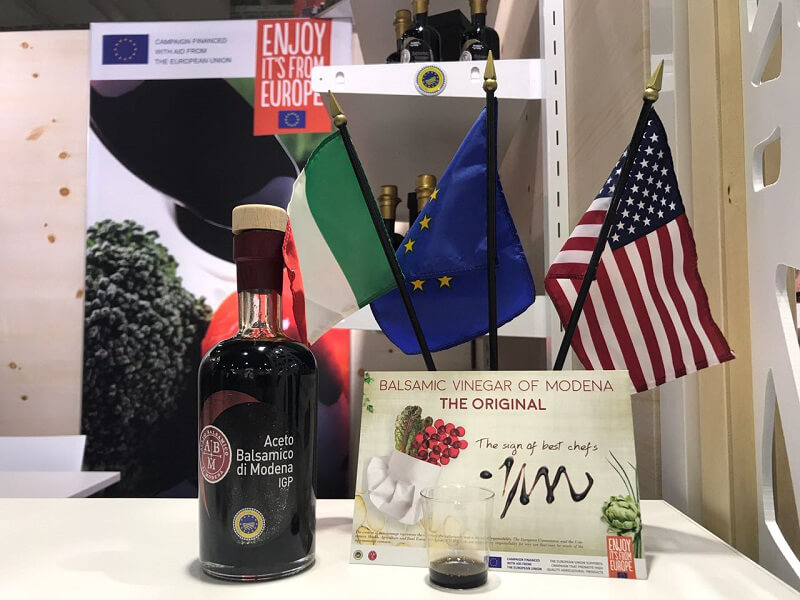 Aceto Balsamico di Modena IGP a New York
