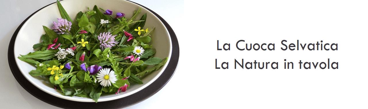 La Cuoca Selvatica: la Natura in tavola