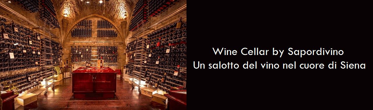 Wine Cellar by Sapordivino: un salotto del vino nel cuore di Siena