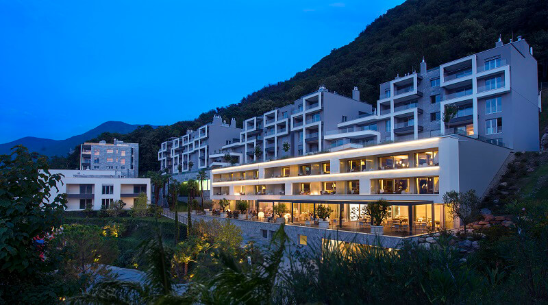 Boutique Hotel The View Lugano