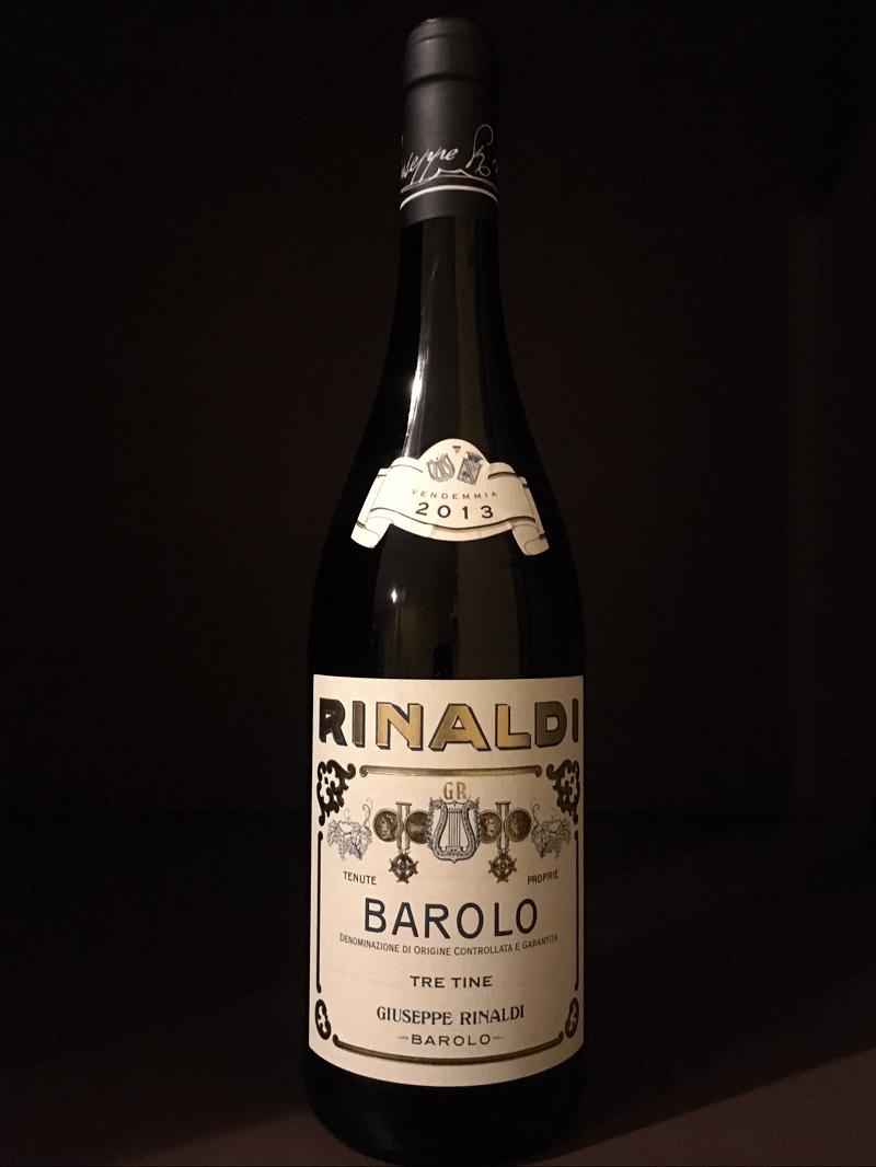 Barolo Giuseppe Rinaldi