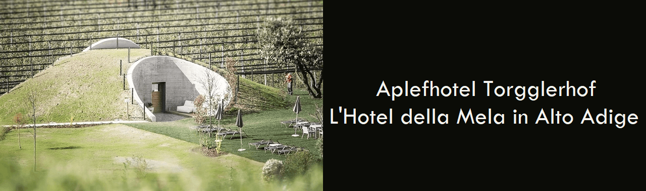 Apfelhotel Torgglerhof: l'Hotel della Mela in Alto Adige