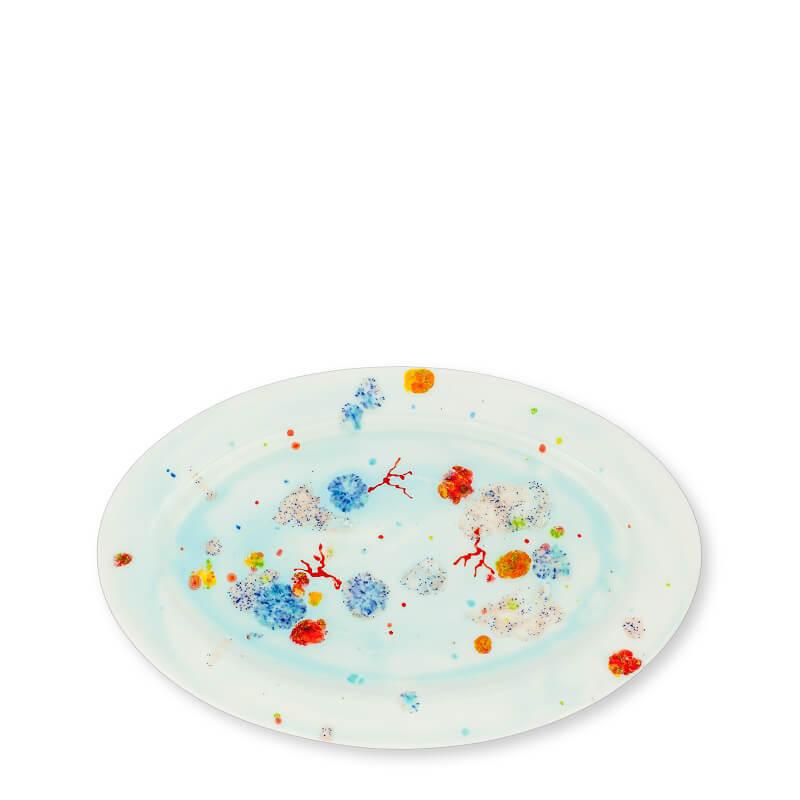 Coralla Maiuri Corallo_Acqua_plate