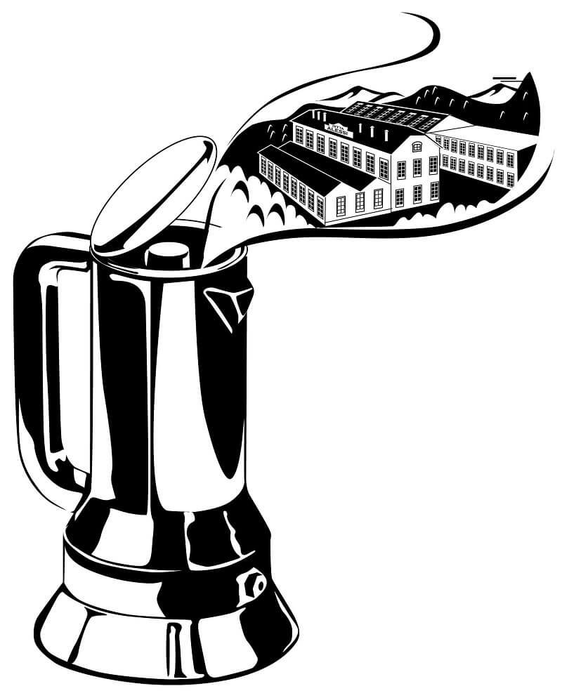 Le caffettiere dei miei bisnonni Caffettiera 9090