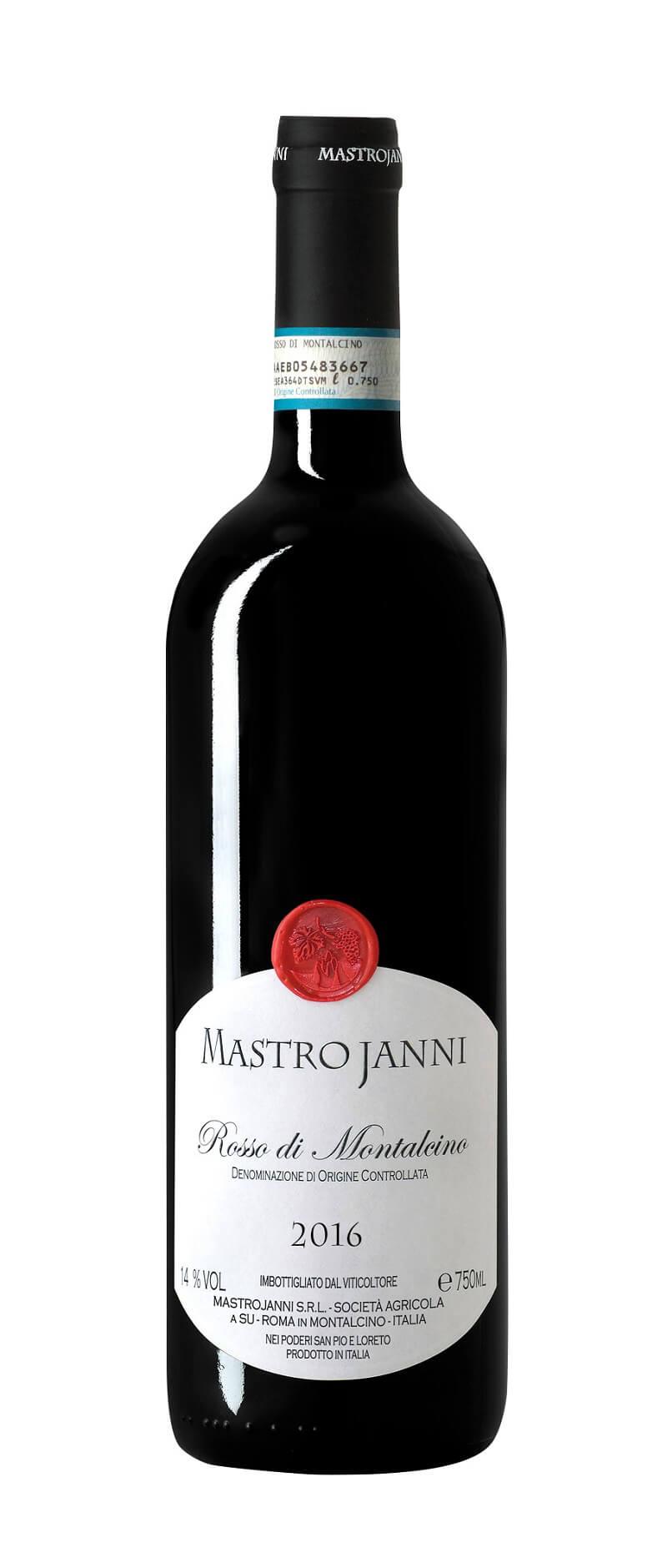 Mastrojanni Rosso di Montalcino