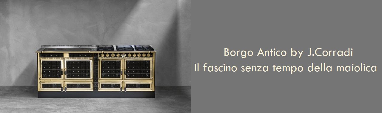 Borgo Antico by J.Corradi: il fascino senza tempo della maiolica