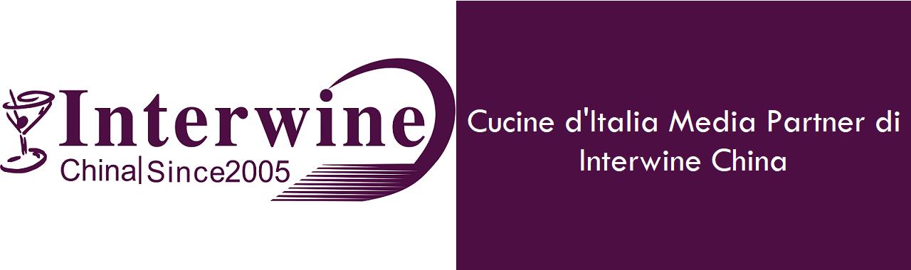Cucine d'Italia Media Partner di Interwine China 2018