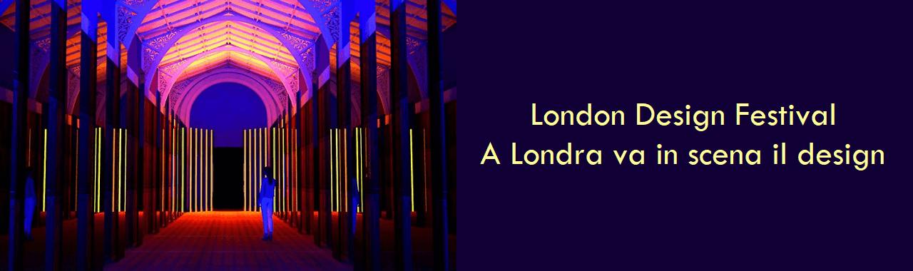 London Design Festival: la città inglese capitale del design dal 15 settembre