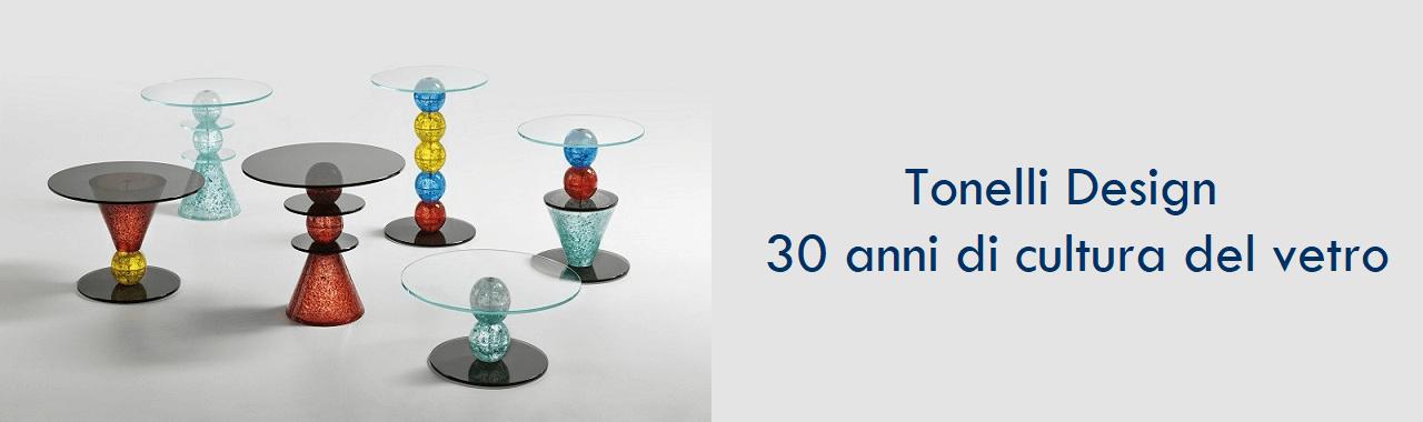 Tonelli Design: 30 anni di cultura del vetro
