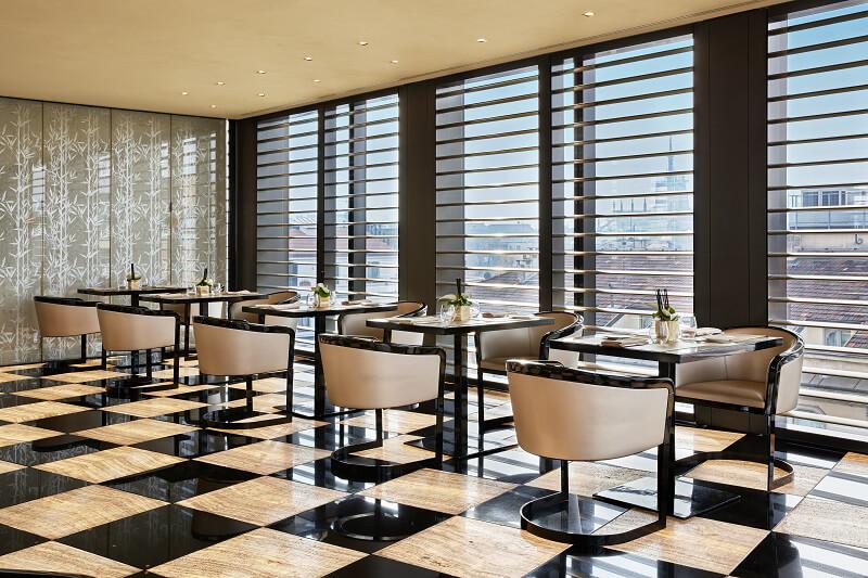 Armani Hotel Milano Ristorante