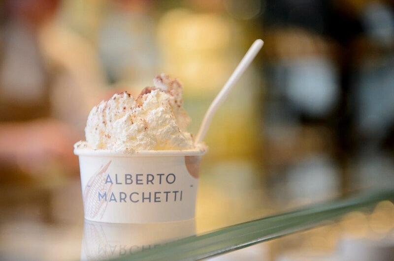 Piazza del Gelato Alberto Marchetti
