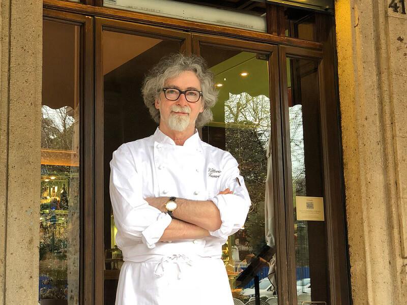 Bolle & Sapori Chef Vittorio Fusari