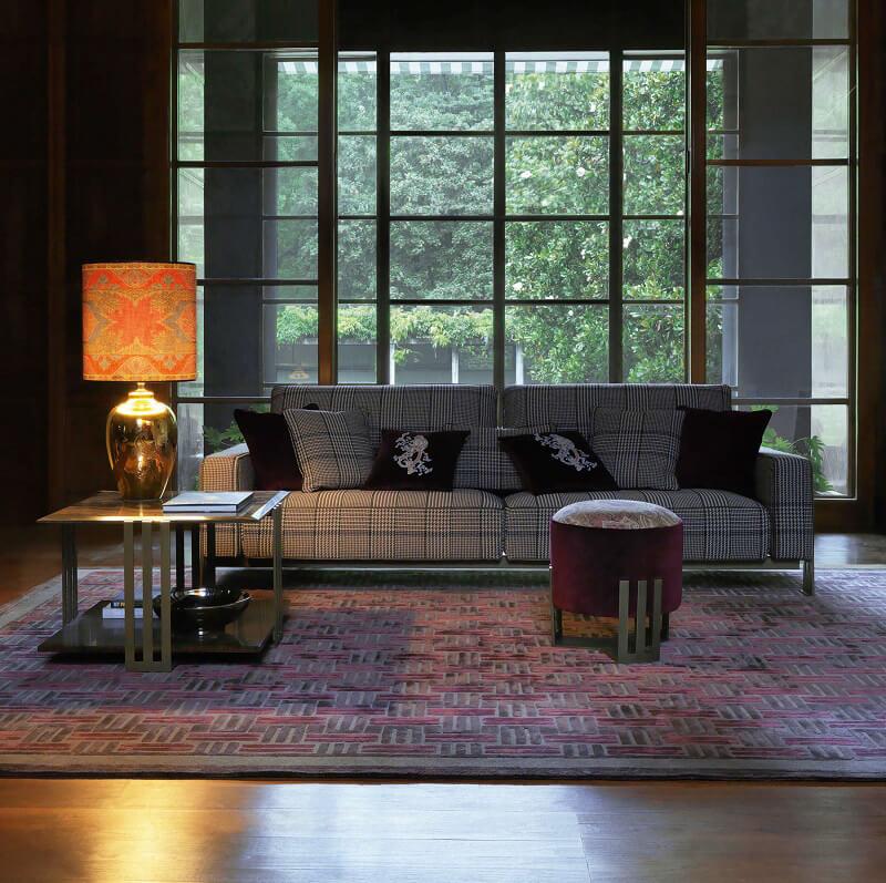 L 39 eleganza etro home interiors veste di stile l 39 iconica for Etro arredamento