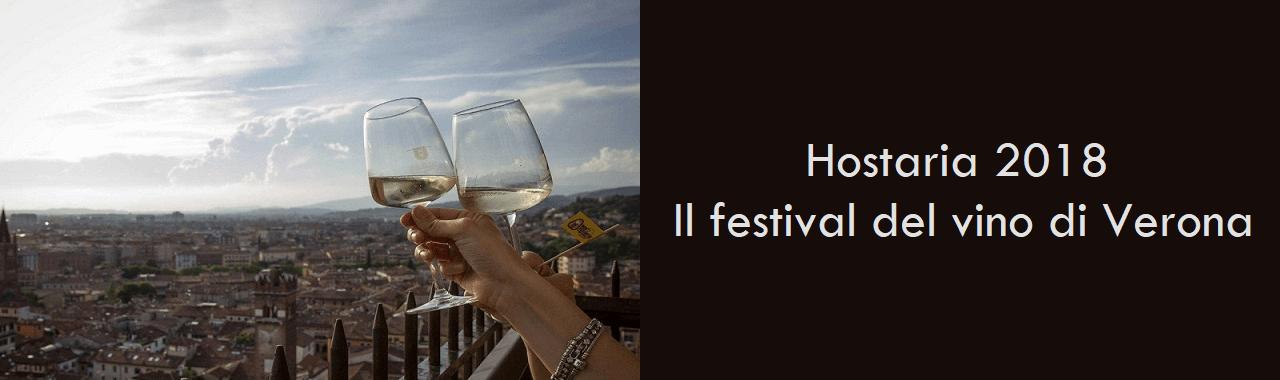 Hostaria 2018: il festival del vino di Verona