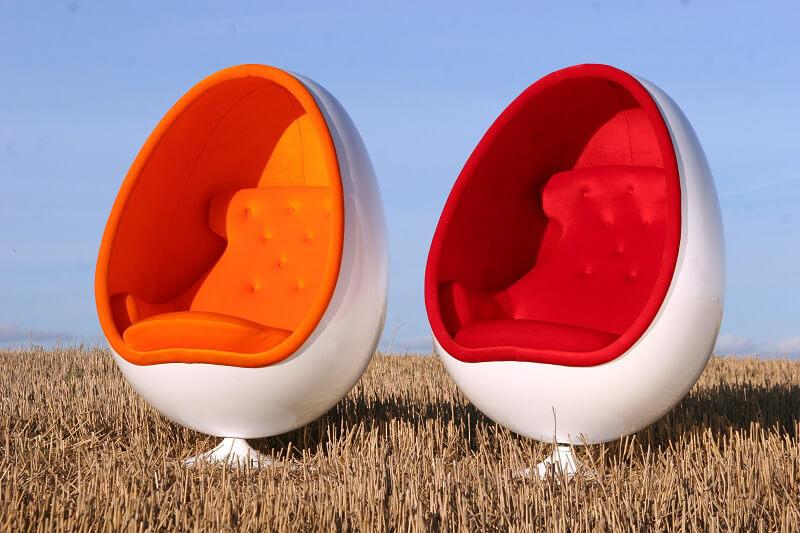 Ovalia Egg Chair Arredi Gourmet