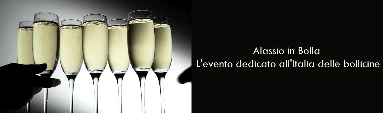 Alassio in Bolla: l'evento dedicato all'Italia delle bollicine