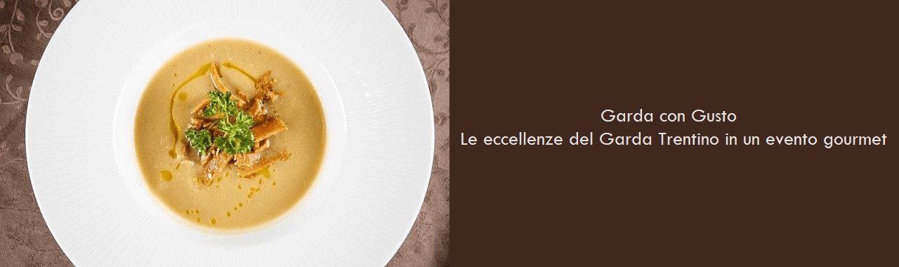 Garda con Gusto: le eccellenze del Garda Trentino in un evento gourmet