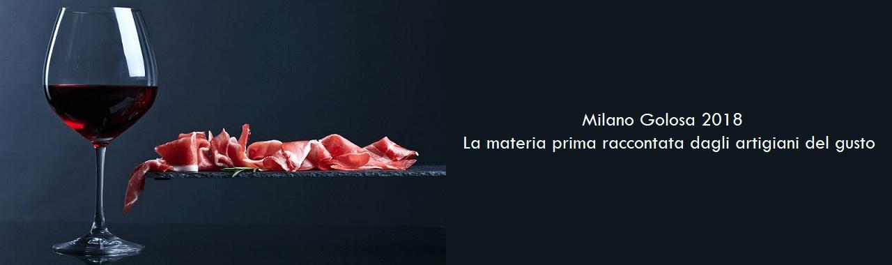 Milano Golosa 2018: la materia prima raccontata dagli artigiani del gusto