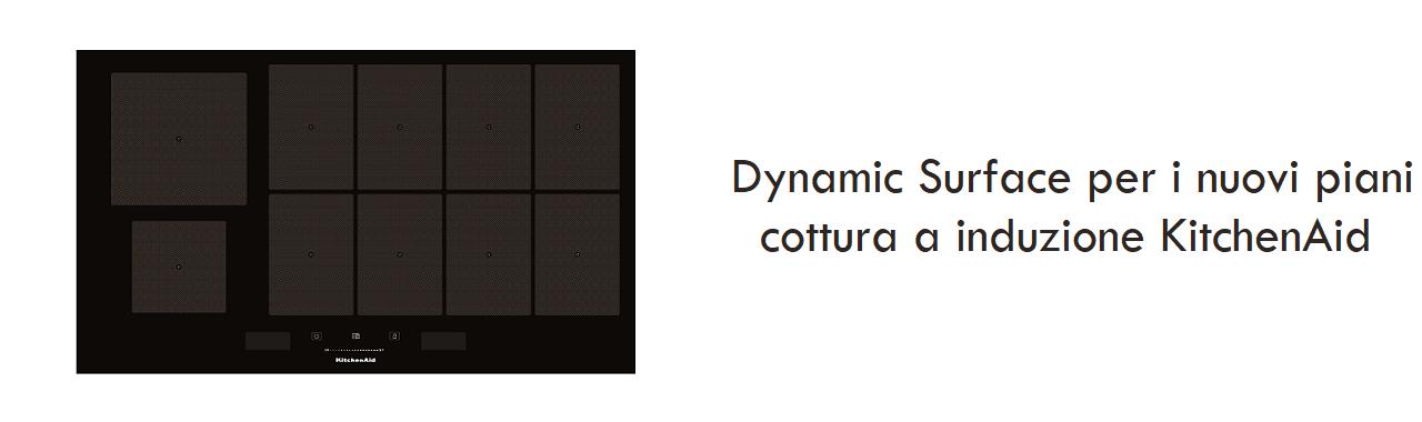 Dynamic Surface per i nuovi piani a induzione KitchenAid