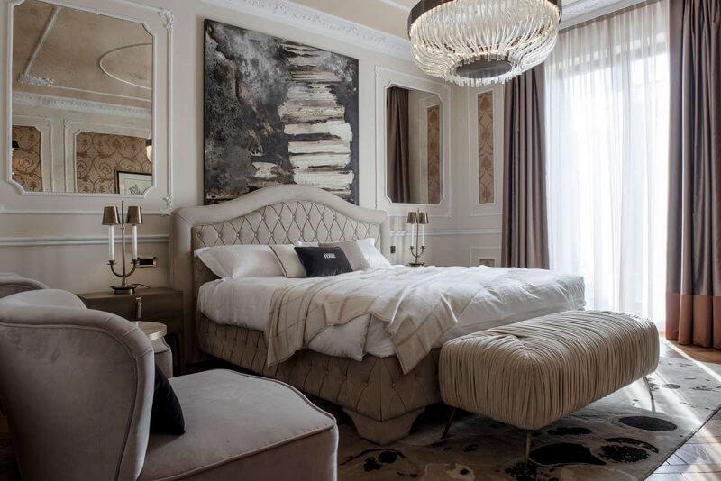 Baglioni Hotel Carlton Milano Junior Suite