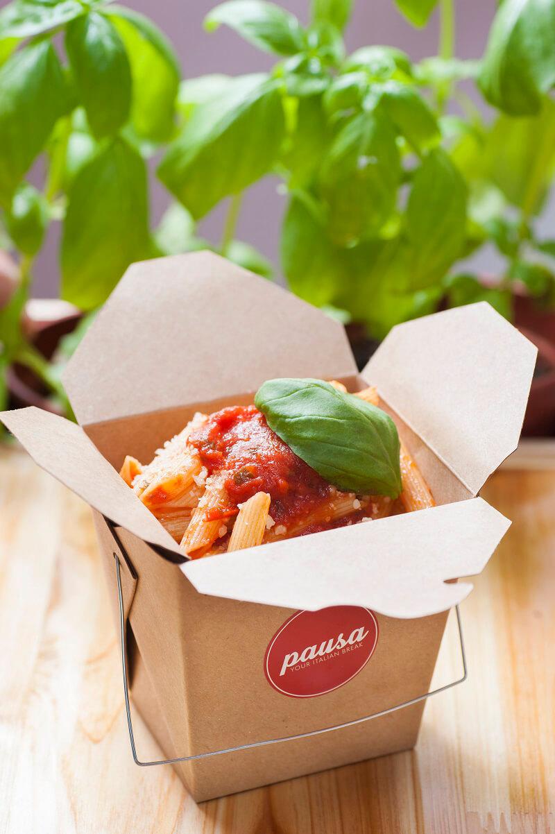 Pausa Your Italian Break