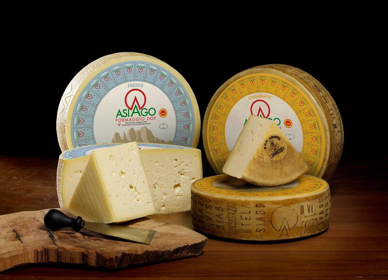 World Cheese Awards Asiago Dop