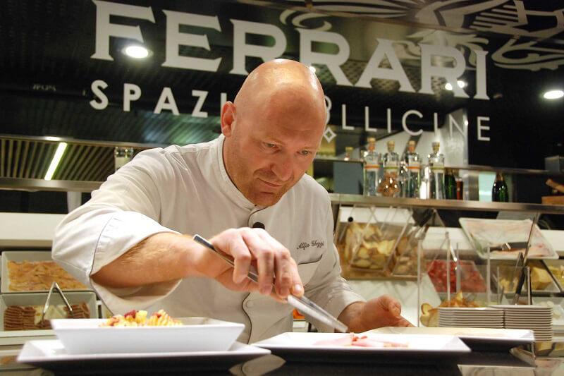 Riso Mantecato al Parmigiano Reggiano