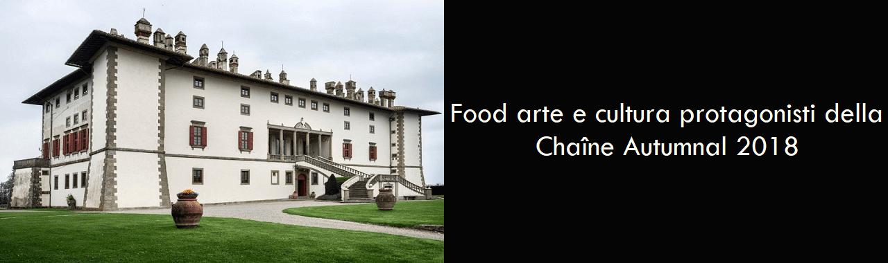 Food, arte e cultura protagonisti della Chaîne Autumnal 2018