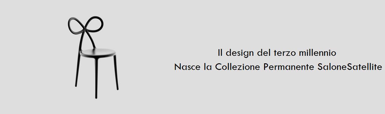 Il design del terzo millennio: nasce la Collezione Permanente SaloneSatellite
