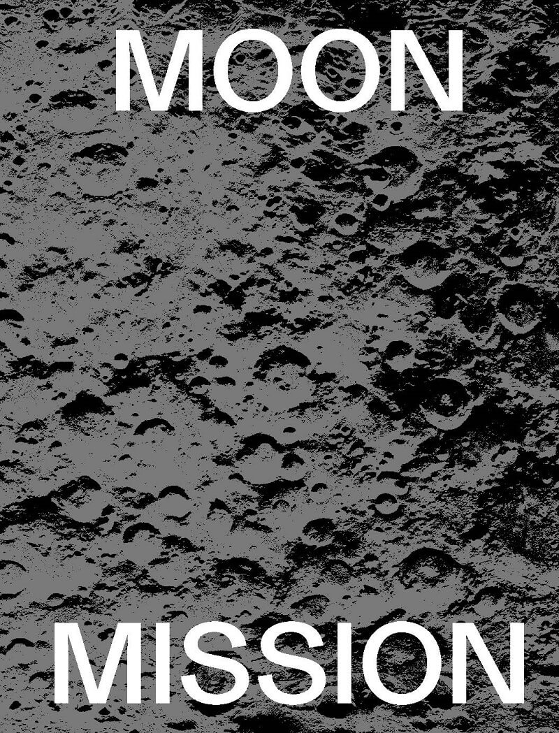 Libri di design Driade Moon Mission Book