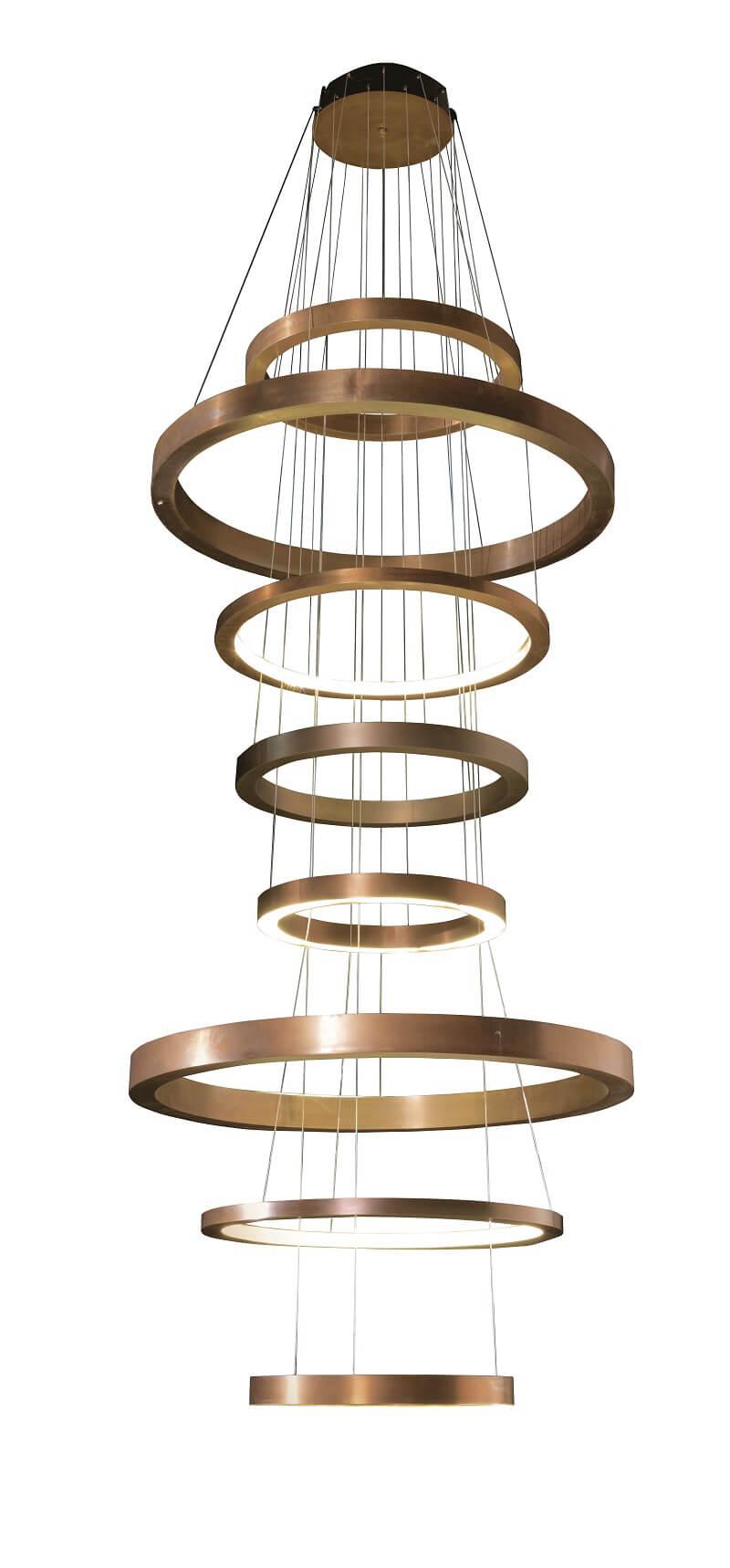 Idee regalo Henge Light Ring XXL