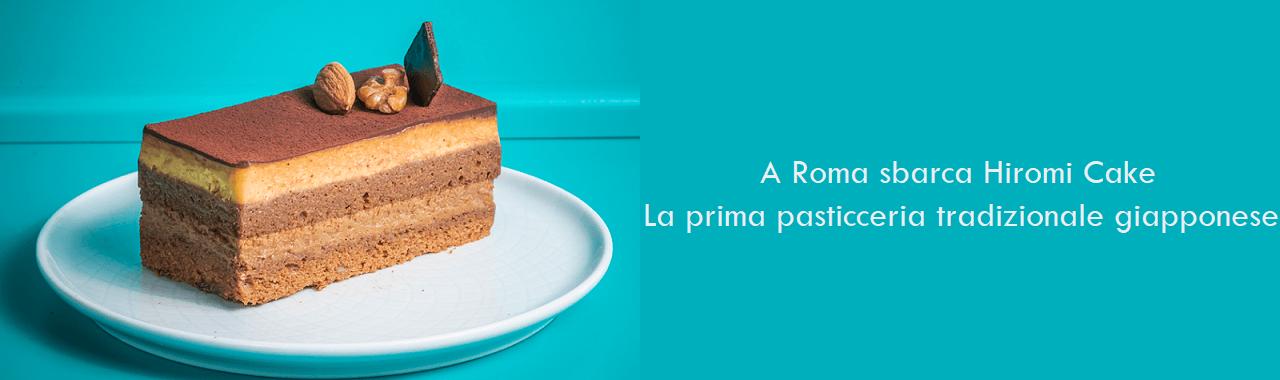 A Roma sbarca Hiromi Cake: la prima pasticceria tradizionale giapponese