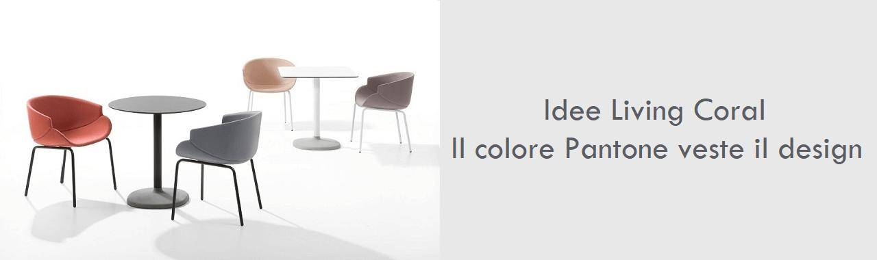 Idee regalo Living Coral: il colore Pantone veste il design