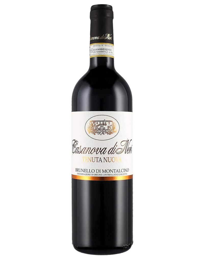Vino rosso Brunello di Montalcino DOCG Tenuta Nuova 2013 Casanova di Neri
