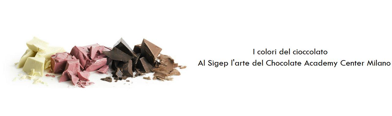 I colori del cioccolato: al Sigep l'arte del Chocolate Academy Center Milano